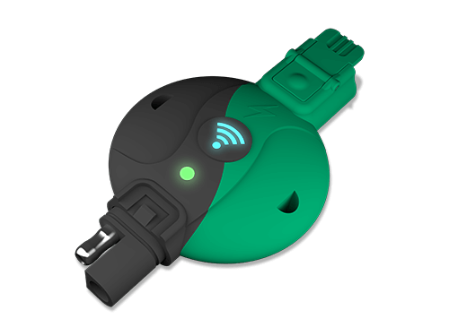 3D Model of the Battery Tender Wireless Monitor